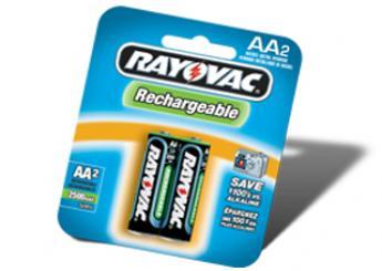 Baterias Recargables Rayovac
